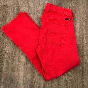 Lucky Brand Sweet'n Crop Jeans